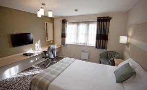 Wyboston Lakes Bedroom