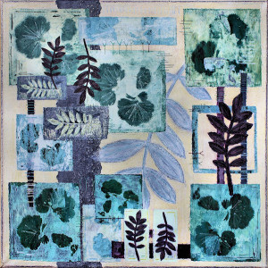 Hilary Beattie - Ash Leaves